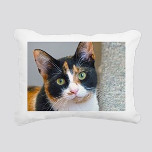 Bandit Rectangular Canvas Pillow