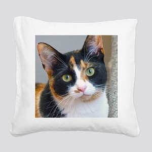 Bandit Square Canvas Pillow