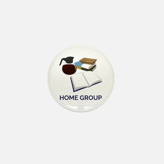 Home Group Mini Button