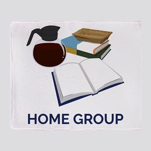 Home Group Throw Blanket