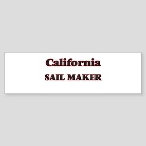 California Sail Maker Bumper Sticker