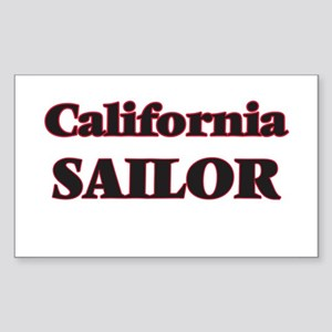 California Sailor Sticker