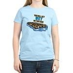 You Will Get Wet on This Ride Women's Light T