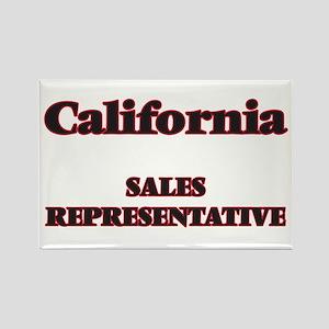 California Sales Representative Magnets