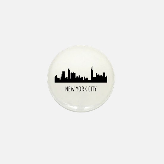 Cute Big apple Mini Button
