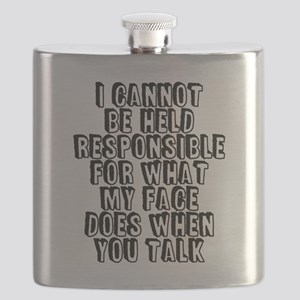 What My Face Does Flask