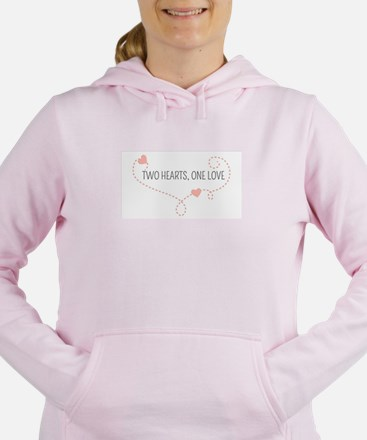 Cute Sex Women's Hooded Sweatshirt