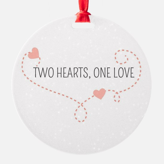 Funny Marriage equality Ornament