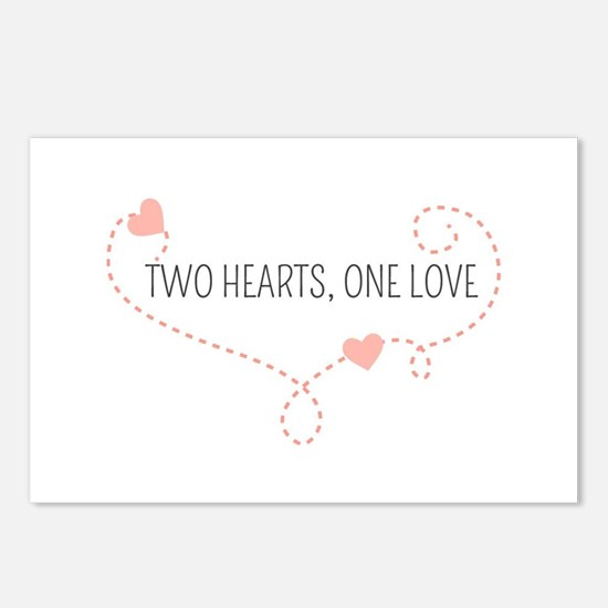 Cute Marriage equality Postcards (Package of 8)