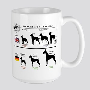 Groups Graph Large Mug
