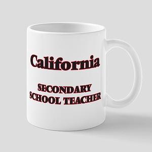 California Secondary School Teacher Mugs