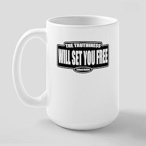 Truthiness 3 Large Mug