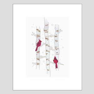 CARDINALS ON ASPEN Posters