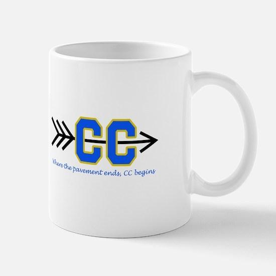 PAVEMENT ENDS APPLIQUE Mugs