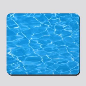 Blue Water Mousepad