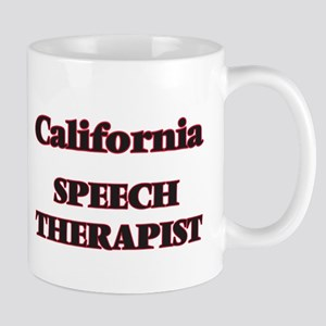 California Speech Therapist Mugs