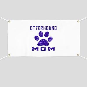 Otterhound mom designs Banner