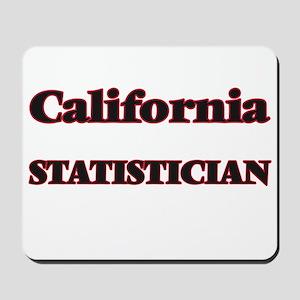 California Statistician Mousepad
