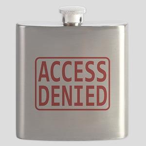 Access Denied Flask