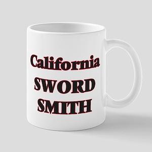 California Sword Smith Mugs