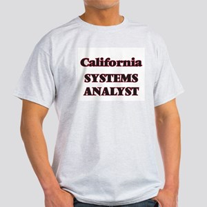 California Systems Analyst T-Shirt