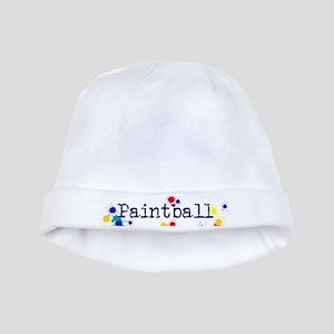 Paintball Splatter baby hat