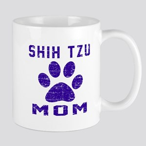 Shih Tzu mom designs Mug