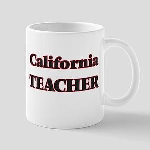 California Teacher Mugs