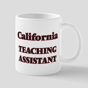 California Teaching Assistant Mugs