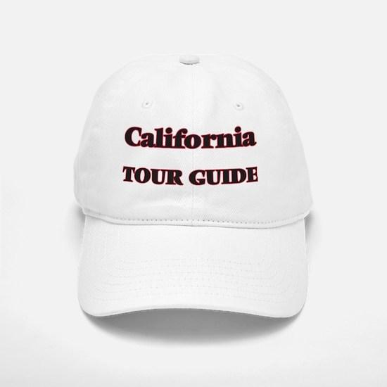 California Tour Guide Baseball Baseball Cap