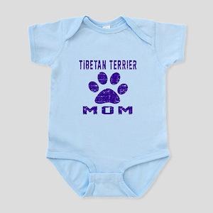 Tibetan Terrier mom designs Infant Bodysuit