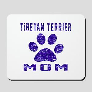 Tibetan Terrier mom designs Mousepad