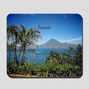 Guatemala, Nature's Beautiful Landscape Mousepad