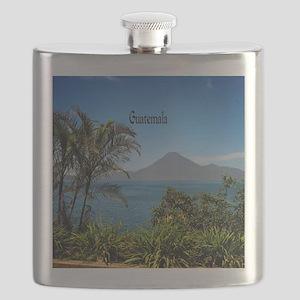 Guatemala, Nature's Beautiful Landscape Flask
