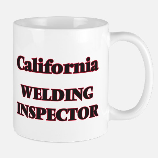 California Welding Inspector Mugs