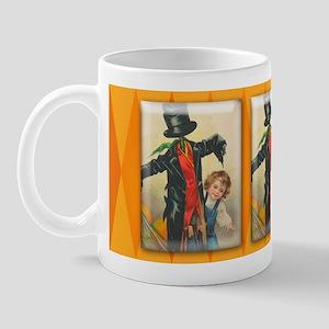 TLK004 Halloween Scarecrow Mug