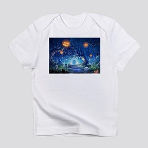 Halloween Night In Cemetery Infant T-Shirt