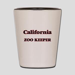 California Zoo Keeper Shot Glass