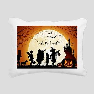 Halloween Trick Or Treat Kids Rectangular Canvas P