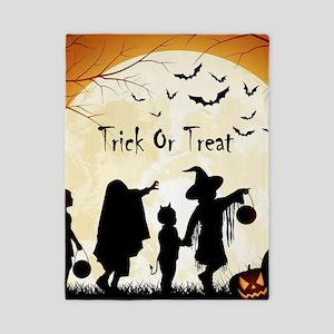Halloween Trick Or Treat Kids Twin Duvet
