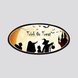 Halloween Trick Or Treat Kids Patch
