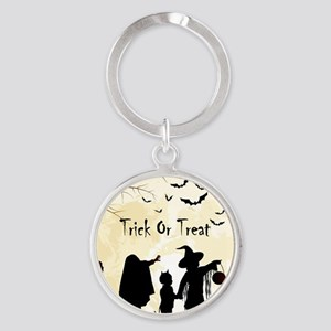 Halloween Trick Or Treat Kids Keychains