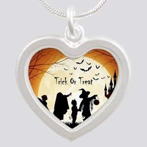 Halloween Trick Or Treat Kids Necklaces