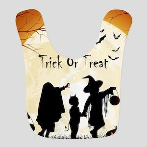 Halloween Trick Or Treat Kids Bib
