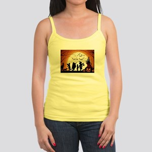 Halloween Trick Or Treat Kids Tank Top