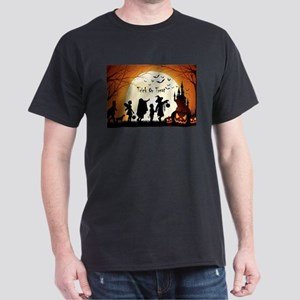 Halloween Trick Or Treat Kids T-Shirt