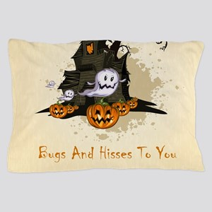 Halloween Haunting Pillow Case