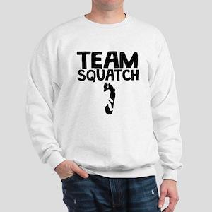 Team Squatch Sweatshirt