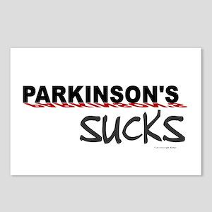 Parkinson's Sucks 1.3 Postcards (Package of 8)