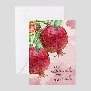 Shanah Tovah Card Greeting Cards